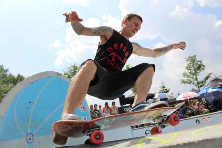 skateboard skateboarder action sport