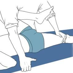 Appliquer 50N en rotation sur un os coxal induit une déformation osseuse du bassin et un déplacement millimétrique des articulations pelviennes, selon Pool-Goudzwaard