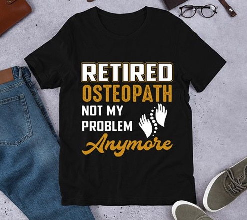 Retired osteopath