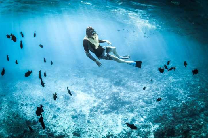 actif action adulte aquatique