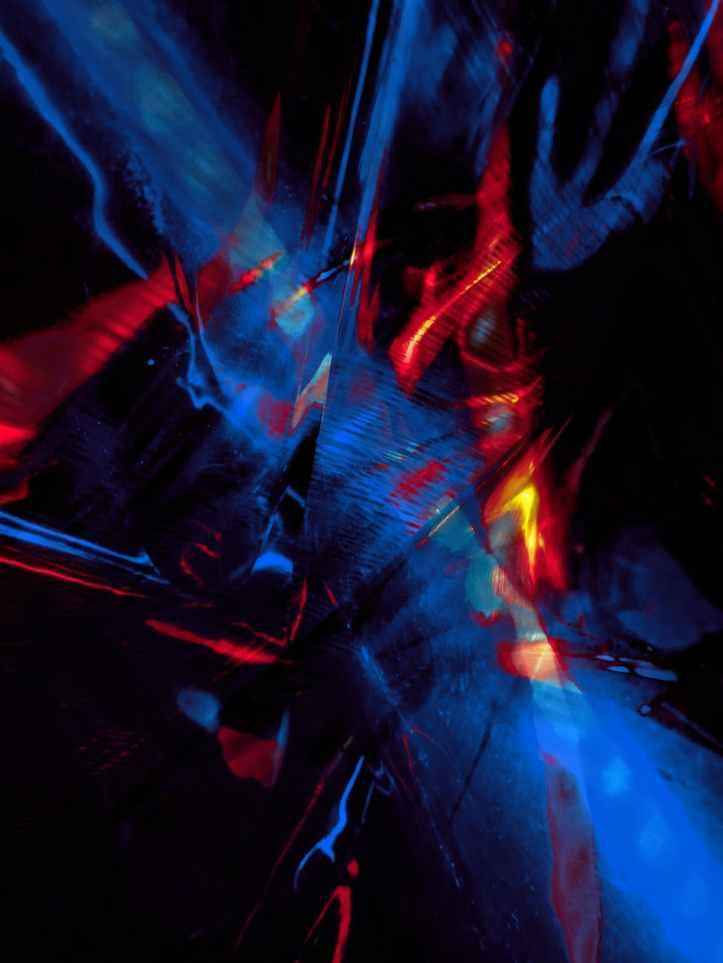 lumineux leger art creatif